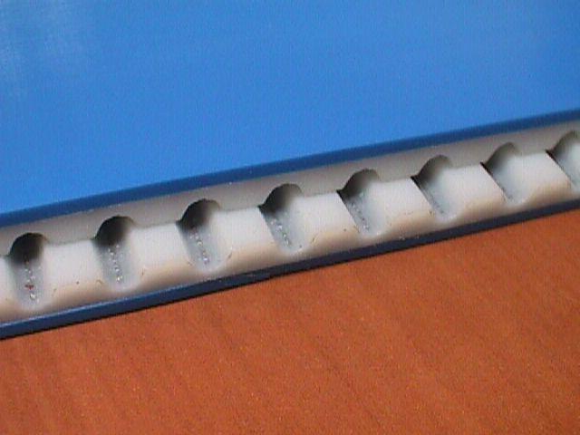 courroie +PU bleu3